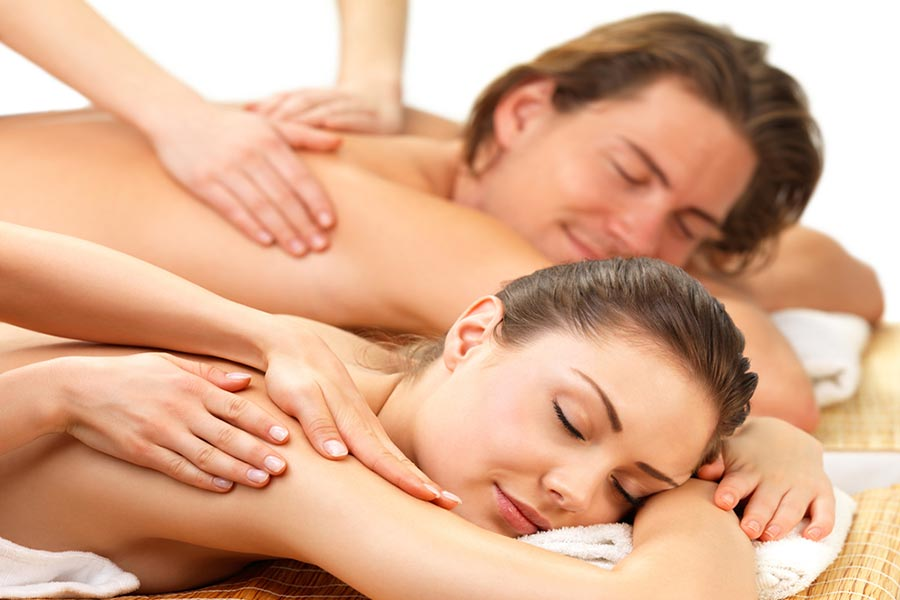 Massage For Couples Leicester