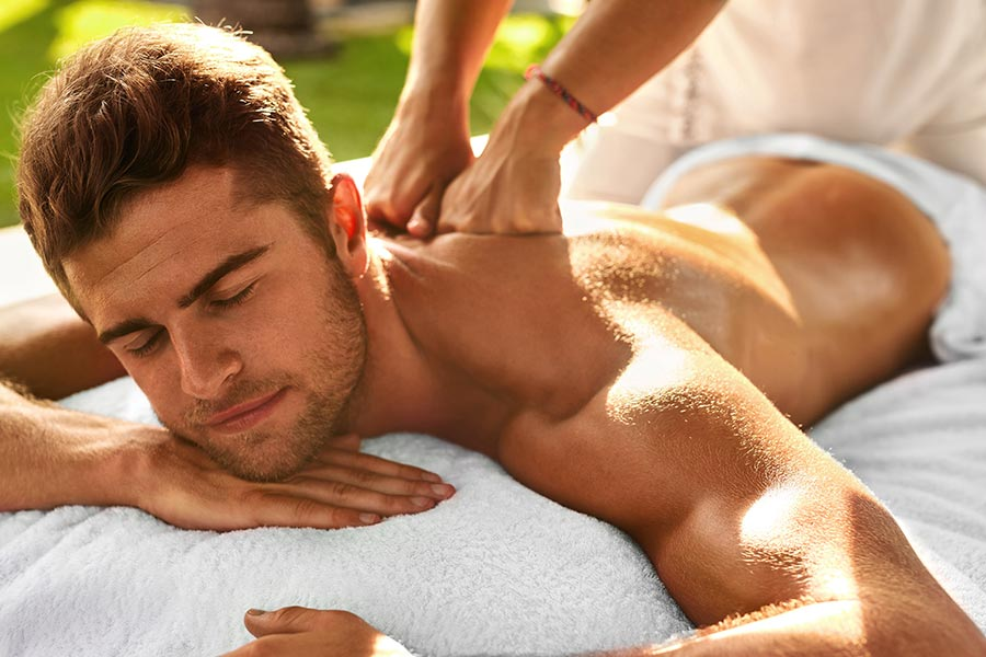 Male Massage Leicester